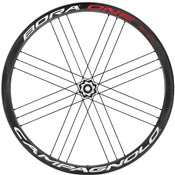 Product image for Campagnolo Bora One 35 Disc Tubulars Rear Road Wheel