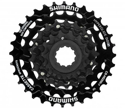 Shimano CS-HG200 7-Speed Cassette