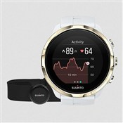 Suunto Spartan Sport Multisport GPS Watch With Wrist Heart Rate and Belt