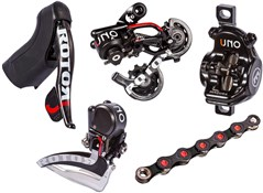 Rotor Uno Road Disc Groupset
