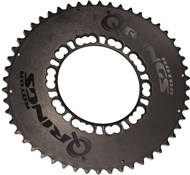 Product image for Rotor Limited Edition Q-Ring 110BCD Aero Chainrings
