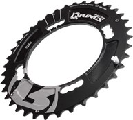 Rotor QX2 BCD 104 Middle Chainring