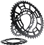 Product image for Rotor QX3 104 BCD 104 Middle Chainring
