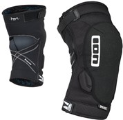 Product image for Ion K Lite Zip Protection Knee Guards AW17