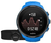 Suunto Spartan Sport Wrist (HR) Heart Rate Multisport Watch and Smart Sensor Belt
