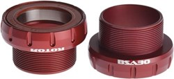 Product image for Rotor BSA30 Bottom Bracket BSA - 30mm Axle - Ceramic