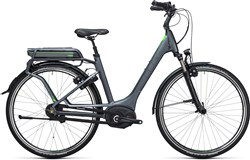 Cube Travel Hybrid Pro 500 Easy Entry - Nearly New - 54cm 2017 - Electric Hybrid Bike