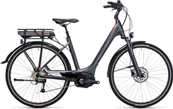 Cube Touring Hybrid Pro 500 Easy Entry - Nearly New - 50cm 2017 - Electric Hybrid Bike