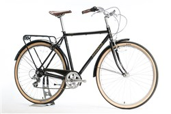 Ridgeback Tradition Mens - Nearly New - M - 2017 Hybrid Bike