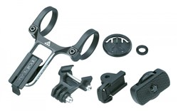 Product image for Topeak Ridecase Centre Mount With Sports Camera & Gear Adapters