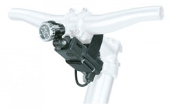Product image for Topeak Whitelite Hp Mega 420 Rechargeable Front Light
