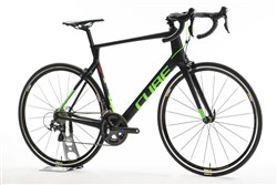 Cube Agree C:62 Pro - Nearly New - 60cm - 2017 Road Bike