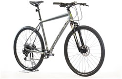 Product image for Cannondale Quick CX 2 - Nearly New - XL - 2017 Hybrid Bike