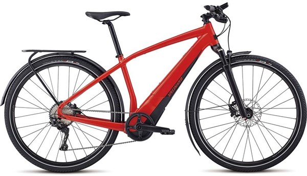 Specialized Turbo Vado 4.0 2018 - Electric Hybrid Bike