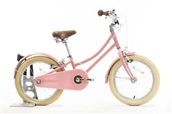 Bobbin Gingersnap 16w Girls - Nearly New - 2017 Kids Bike
