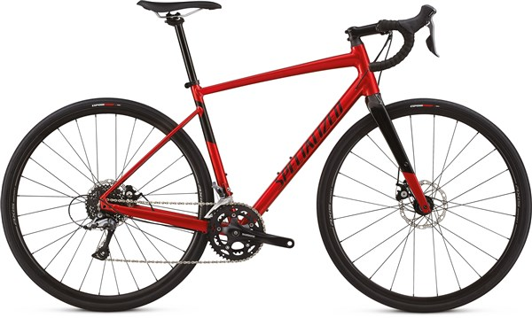 Specialized Diverge E5 2018 - Road Bike