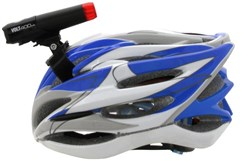 Product image for Cateye Volt 400 Duplex Front & Rear Helmet Light