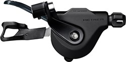 Product image for Shimano Metrea SL-U5000 Shift Lever For Flat Bar I-Spec-II 11-Speed