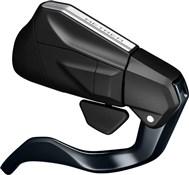 Product image for Shimano Metrea ST-U5060 STI Lever For Hydraulic Disc Brake, 2-speed Left Hand