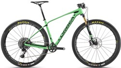 Orbea Alma M10 29er Mountain Bike 2018 - Hardtail MTB
