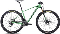 Orbea Alma M-Pro 29er Mountain Bike 2018 - Hardtail MTB