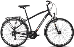 Orbea Comfort 30 Pack 2018 - Hybrid Sports Bike
