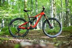 Orbea Rallon M-Team Mountain Bike 2018 - Enduro Full Suspension MTB