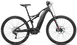Orbea Wild FS 20 29er 2018 - Electric Mountain Bike