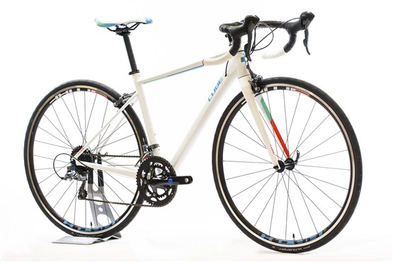 Cube Axial WLS Womens - Nearly New - 50cm - 2017 Road Bike