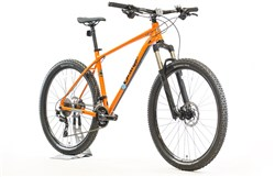 "Orange Clockwork 120 27.5"" - Nearly New - Large - 2017 Mountain Bike"