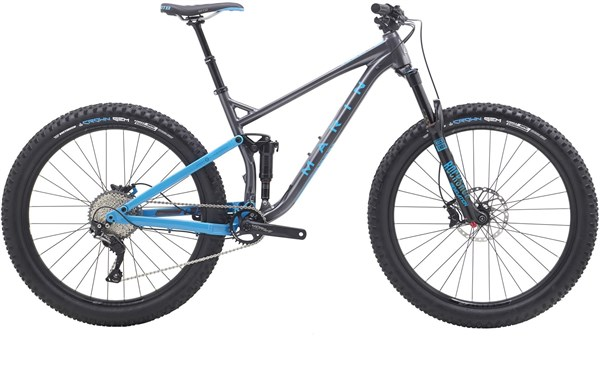 Marin B-17 2 27.5+ Mountain Bike 2019 - Trail Full Suspension MTB