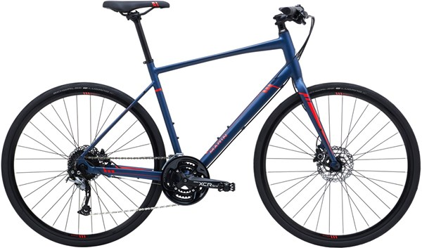 Marin Fairfax SC 3 2018 - Hybrid Sports Bike