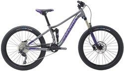 Product image for Marin Hawkhill Jr 24w 2019 - Junior Full Suspension Bike