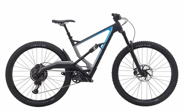 Marin Wolf Ridge 8 29er Mountain Bike 2018 - Enduro Full Suspension MTB