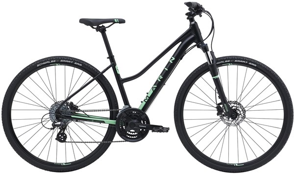 Marin San Anselmo 2 Womens 2019 - Hybrid Sports Bike
