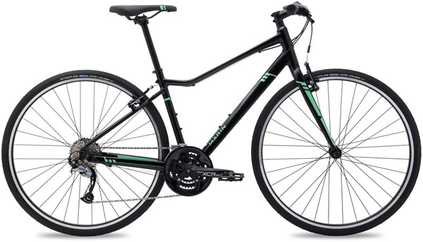 Marin Terra Linda SC2 Womens 2018 - Hybrid Sports Bike