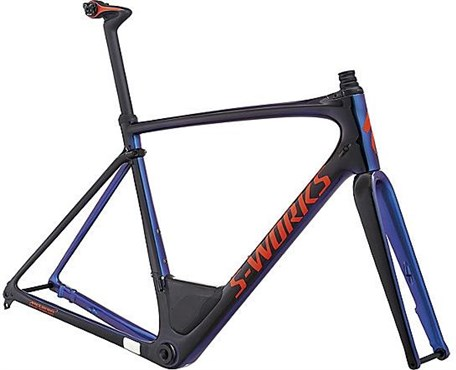 Specialized S-Works Roubaix Frameset