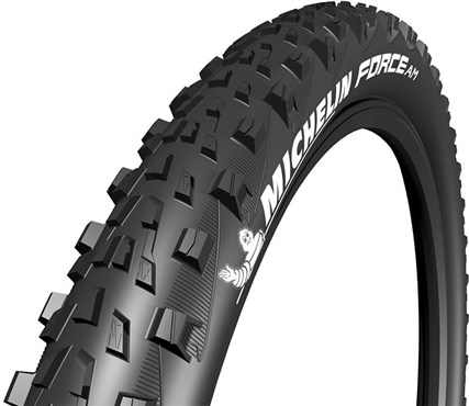 "Michelin Force AM Tubeless Ready 27.5"" Off Road MTB Tyre"