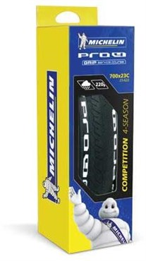 Michelin Pro4 Grip V2 Clincher Road Tyre