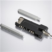 Product image for Tacx Tools To Go - Mini Allen Key Set & Chain Rivet Extractor