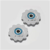 Product image for Tacx Jockey Wheels Ceramic Bearings (Fits Red/Force/Rival/Apex)