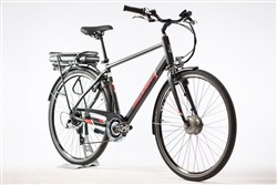 Raleigh Array E-Motion Crossbar 700c - Nearly New - M - 2017 Electric Bike
