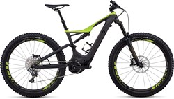 Product image for Specialized S-Works Turbo Levo FSR 6Fattie 2018 - Electric Mountain Bike