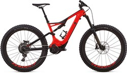 Specialized Turbo Levo FSR Expert Carbon 6Fattie 2018 - Electric Mountain Bike