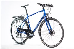 "Ridgeback Tensor - Nearly New - 21"" - 2017 Hybrid Bike"
