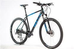 "Cube Aim Race 29er - Nearly New - 21"" - 217 Mountain Bike"