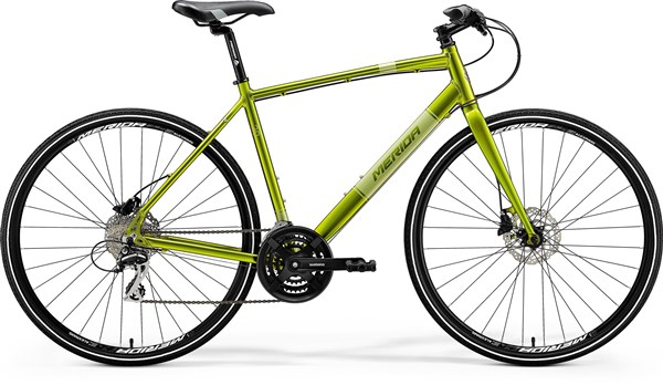 Merida Crossway Urban 20-D 2018 - Hybrid Sports Bike