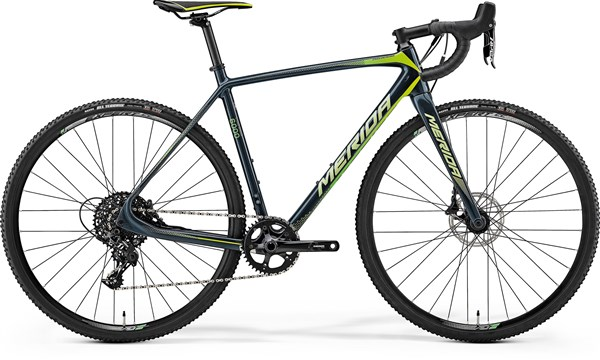 Merida Cyclo Cross 6000 2018 - Cyclocross Bike