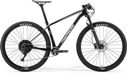 Merida Big Nine 3000 29er Mountain Bike 2018 - Hardtail MTB