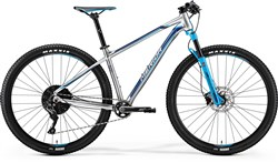 Merida Big Nine 600 29er Mountain Bike 2018 - Hardtail MTB